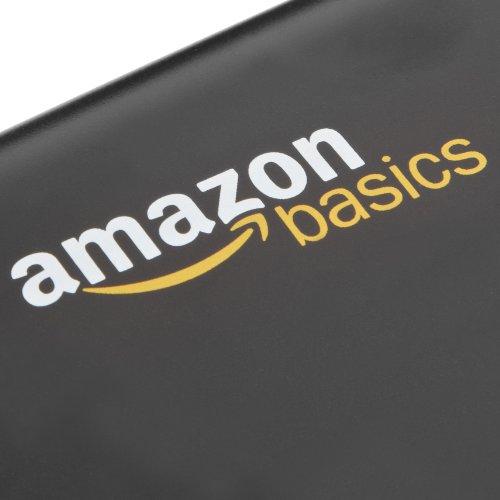 AmazonBasics Aktenvernichter, 5-6 Blatt Kreuzschnitt, für Papier und Plastikkarten - 2