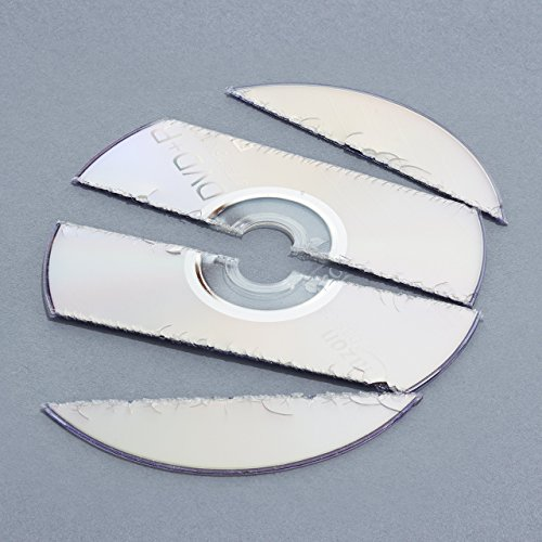 AmazonBasics Aktenvernichter, 7-8-Blatt, Partikelschnitt, mit herausziehbarem Auffangbehälter für Papier/CDs/Kreditkarten - 12